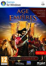 Jaquette Age of Empire III : Edition Complète
