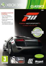 Jaquette Forza Motorsport 3 : Ultimate Edition