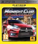 Jaquette Midnight Club Los Angeles : Complete Edition