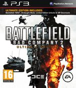 Jaquette Battlefield : Bad Company 2 - Ultimate Edition