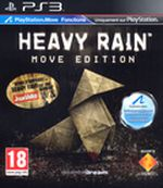 Jaquette Heavy Rain : Move Edition
