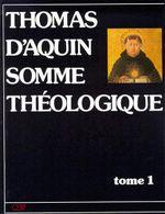 Couverture Somme théologique