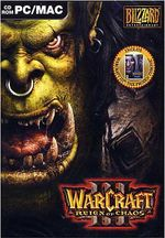 Jaquette Warcraft III : Gold Edition
