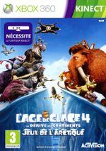 Jaquette L'Âge de glace 4 : La Dérive des continents - Jeux de l'Arctique