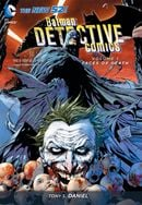 Couverture Faces of Death - Batman: Detective Comics (2011), tome 1