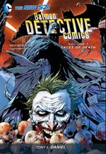 Couverture Faces of Death - Batman : Detective Comics, tome 1