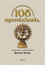 Couverture 108 Upanishads