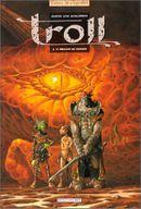 Couverture Le Dragon du donjon - Troll, tome 2