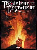 Couverture Jean ou le Jour du corbeau - Le Troisième Testament, tome 4