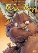 Couverture Poils de trolls (2) - Trolls de Troy, tome 16
