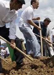 Affiche Trnopolje : Un été oublié