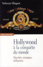 Couverture Hollywood à la conquête du monde