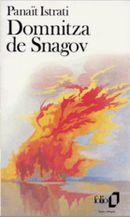 Couverture Domnitza de Snagov