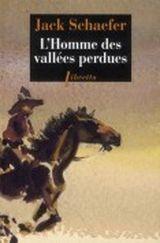 Couverture L'Homme des vallées perdues