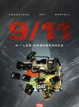 Couverture Les Ambassades - 9/11, tome 4