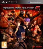 Jaquette Dead or Alive 5