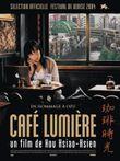 Affiche Café Lumière