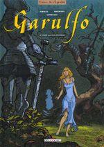 Couverture L'Ogre aux yeux de cristal - Garulfo, tome 4
