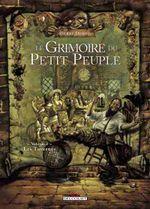 Couverture Les Tavernes - Le Grimoire du petit peuple, tome 3