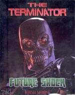 Jaquette The Terminator : Future Shock
