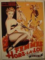 Affiche Femmes Hors-la-loi
