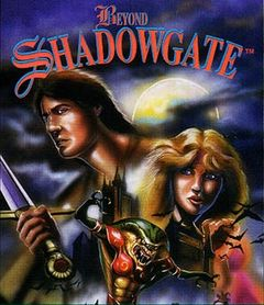 Jaquette Beyond Shadowgate
