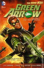 Couverture The Midas Touch - Green Arrow (2011), tome 1