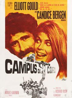 Affiche Campus ou C.Q.F.D.