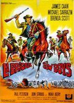 Affiche La Brigade des cow-boys