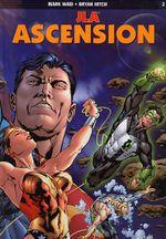 Couverture Ascension - JLA, tome 2