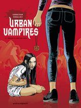 Couverture Rencontre avec une ombre - Urban Vampires, tome 2