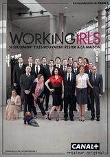 Affiche WorkinGirls