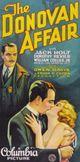 Affiche The Donovan Affair