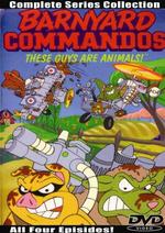 Affiche Barnyard Commandos