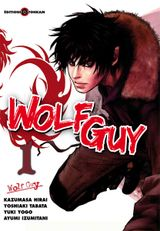Couverture Wolf Guy