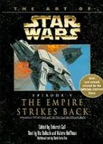 Couverture The Art of Star Wars : The Empire Strikes Back