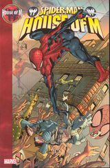 Couverture House of M: Spider-Man
