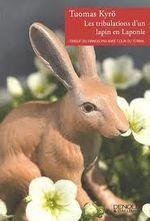 Couverture Les tribulations d'un lapin en Laponie