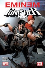 Couverture Eminem / The Punisher