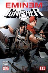 Couverture Eminem / The Punisher