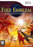 Jaquette Fire Emblem : Radiant Dawn