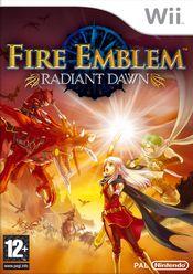Jaquette Fire Emblem : Radiant Dawn