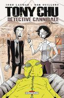Couverture Flambé ! - Tony Chu, détective cannibale, tome 4
