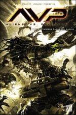 Couverture Troisième Guerre des mondes (2/2) - Aliens vs. Predator, tome 2