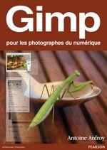 Couverture Gimp pour les photographes du numérique