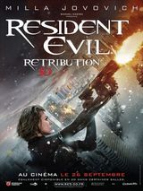 Affiche Resident Evil : Retribution