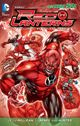Couverture Blood and Rage - Red Lanterns, tome 1