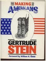 Couverture The Making of Americans