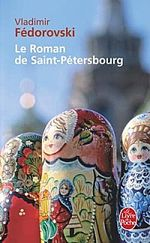 Couverture Le roman de Saint-Pétersbourg
