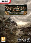 Jaquette Le Seigneur des Anneaux Online : Les Cavaliers du Rohan